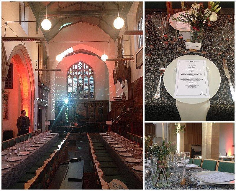 Tim Julies Wedding Blog The Old Church Wedding Receptions